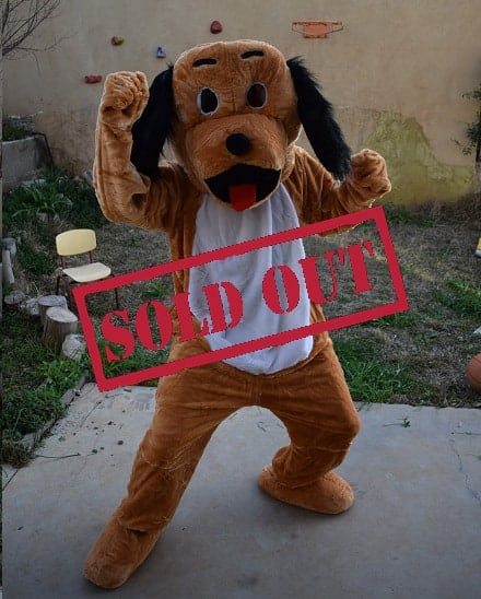 dog sold out